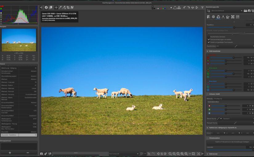 Welche Alternativen gibt es für Adobe Creative Cloud Nutzer unter Linux?